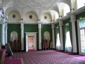 Main Hall Hazelwood